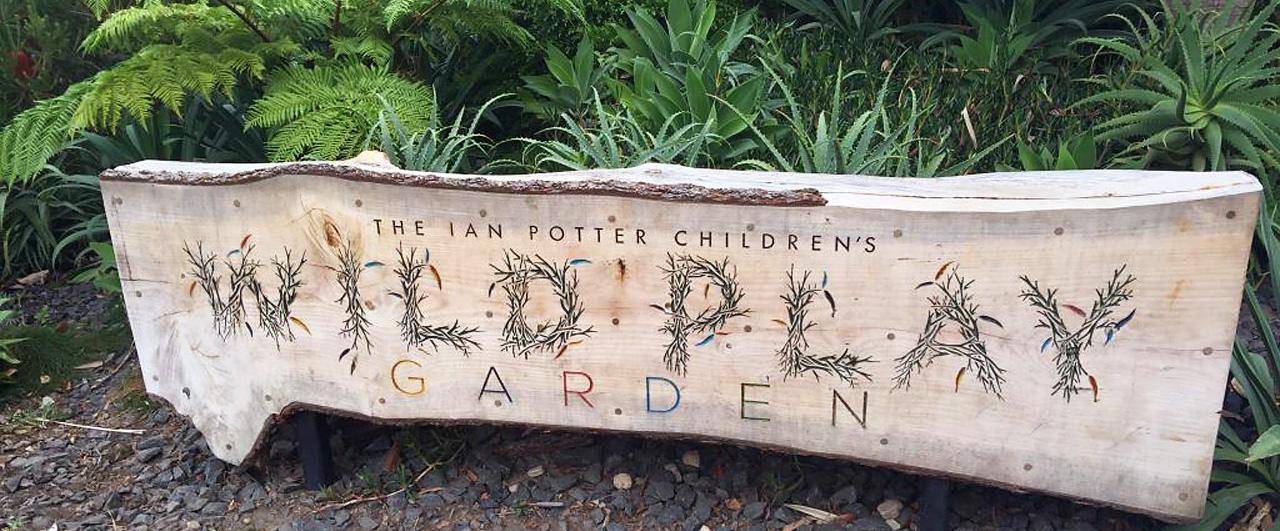 Wild Play Garden