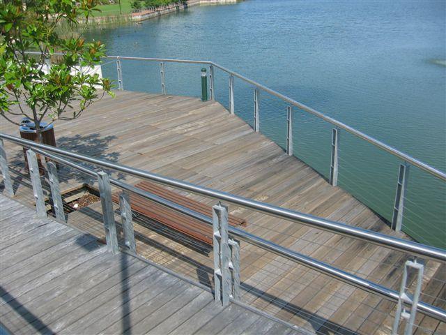 Grey Ironbark Deck - NorWest Business Park