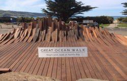 Great Ocean Walk Trail Head