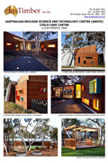 Australian Nuclear Science & Technology Organization - Child Care (Spotted Gum Cladding)