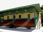 Blackbutt Decking & Seats - Rushcutters Bay Park Grandstand