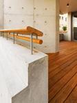 Blackbutt Handrail & Decking