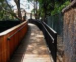 Blackbutt cladding & decking - Taronga Park Zoo