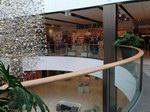 Custom Blackbutt Handrail - Westfield Warringah Mall