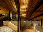 Ironbark Timber - Eternity Playhouse foyer