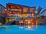 Bilgola residence - New Guinea Rosewood