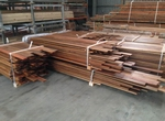 Pre-coated Spotted Gum Cladding - Ready to ship