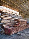 Reclaimed Bluegum Timber Slabs