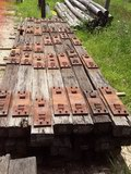 Recycled Railway Sleepers