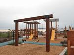 Playground timber