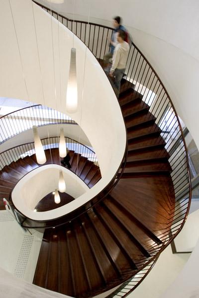 Red Ironbark Stairs - Customs House