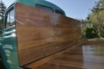 Spotted Gum truck tray