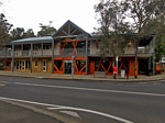 Warrandyte Community Centre - Blackbutt Cladding & Beams