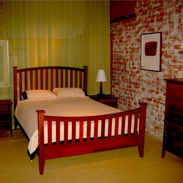 Jarrah bed